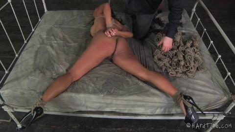 Hardtied Extreme Rope Bondage video 62