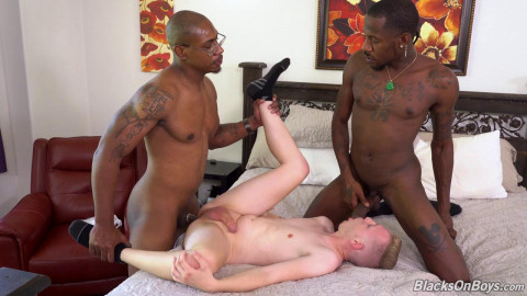 BlacksOnBoys - Tyler Price, Deepdicc and Lawrence West
