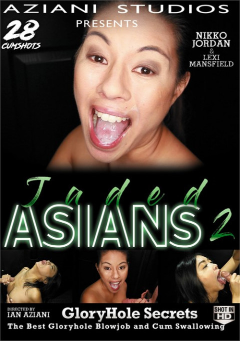 Gloryhole Secrets Jaded Asians vol.2