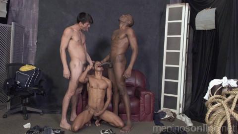 MeninosOnline - Sam, Henri Mase and Cesar Cutte