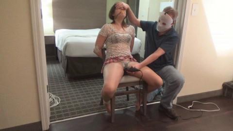 Chair Bound Orgasms for Addie