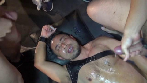 Bravo Ajito Crazy Chest Muscles Keiji Scene 3