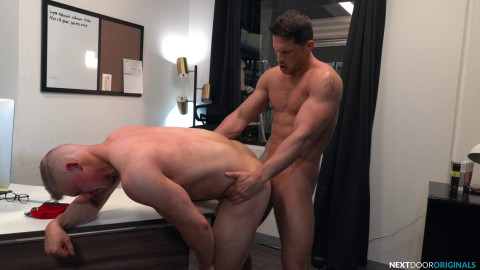 Alex Tanner and Roman Todd