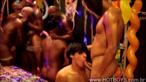 Hotboys - Baile de Carnaval (2013, 2015 & 2017) Part 1