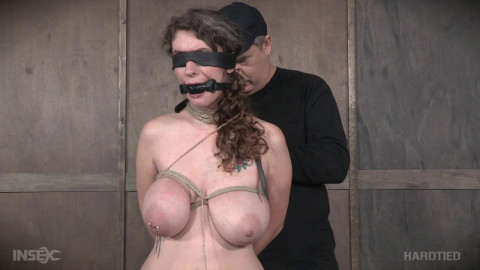 Pain castigation for breasty wimp