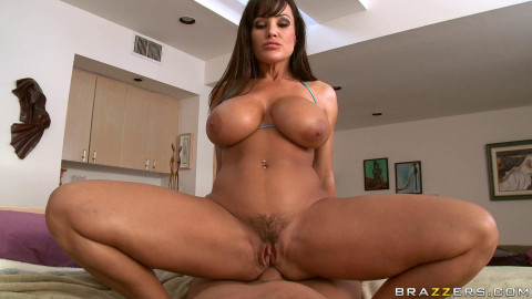 Sexy Busty Milf Has Anal Sex With Driver