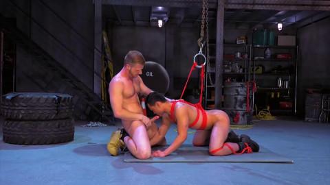 Bondage Garage, Scene #02