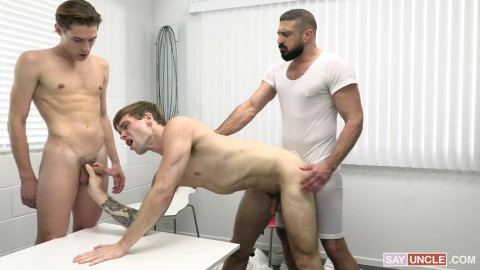 Shae Reynolds, Trent Marx & Marco Napoli (576p,720p,1080p)