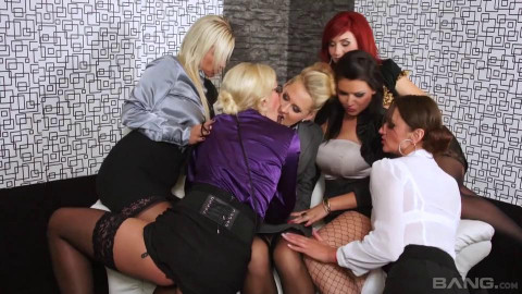 Mad Sex Party Gangbang Goddesses