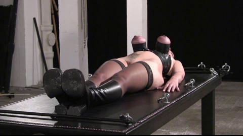 Toaxxx - tx053 - Bettine - Tit Torture in Rubber
