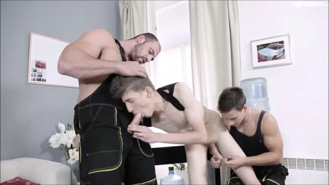 Cock Casey, Zack Hood and Lucas Tree - Let us Have A Look At What U Got