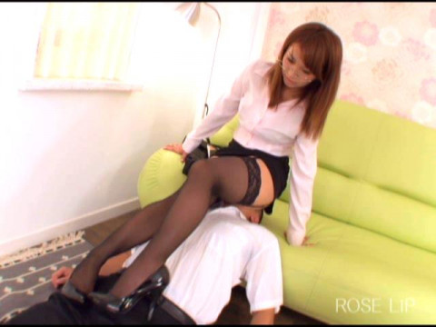 Black Stocking Female Teacher