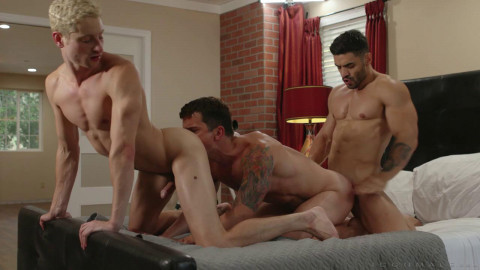 IconMale - Love Thy Neighbour Scene FOURTH