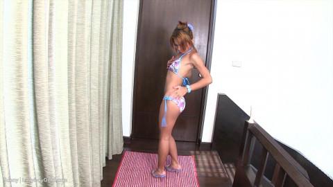 Sunny Teen Bikini Dream Creampie lbg 2013