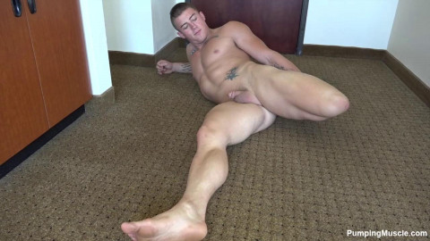 Pumping Muscle - Shane S Photoshoot Part 3