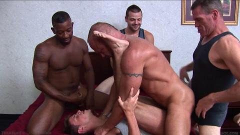 Chad Brock, Kamrun, BJ Slater, Jackson Taylor