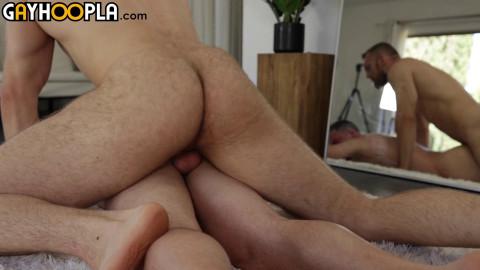 Bryce Beckett bonks Drew Andrews butthole (720p,1080p)