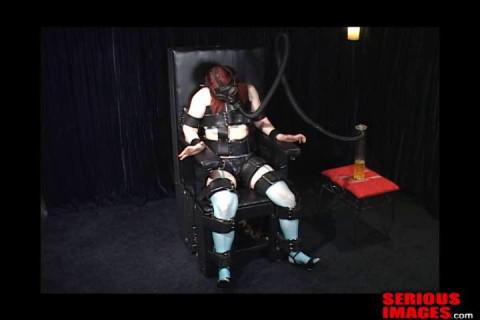 SI - Clair Adams Bondage Chair Part 2
