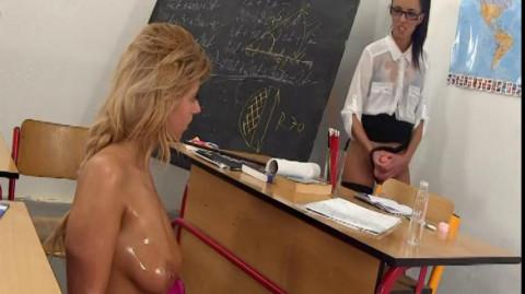 Schoolgirl Punishment  2