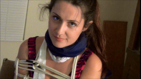 Tilly Mcreese neighborly fastened and gagged