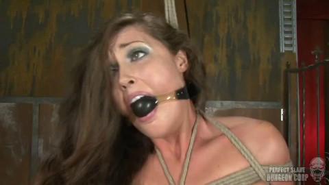 Bondage, spanking, hogtir and castigation for hawt model part 1 HD 1080p