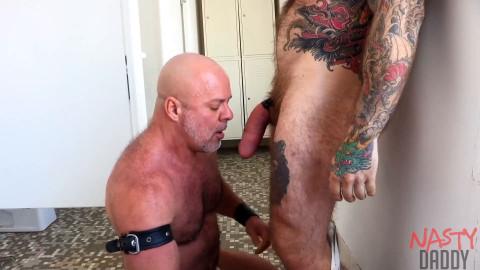 Carlo Cox Returns To Raw Fuck Jack Dixon