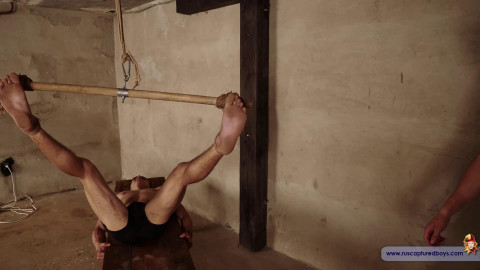 RusCapturedBoys - Prisoners Competition - Vasya - Part II