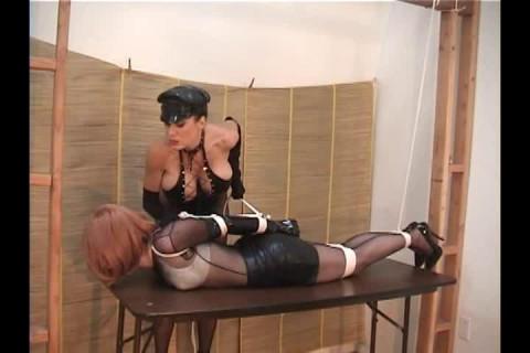 Girl Bondage 3