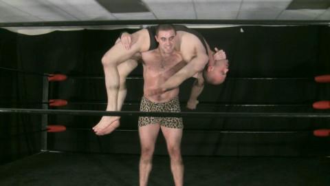 Muscle Domination Wrestling – S08E08 – Super Men Season 2 Episode 2