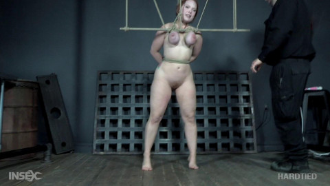 Busty Slave Summer Hart Gets Humiliation & Torture