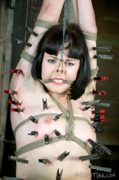 HT - Fun With Rope - Coral Aorta, Cyd Black