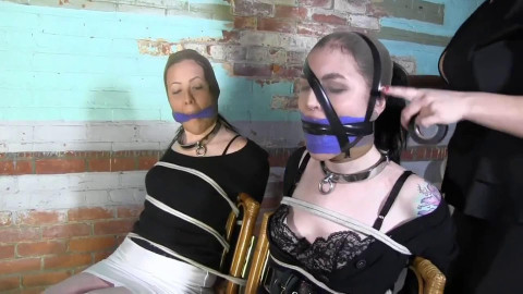 Tight tying and domination for 2 hot concupiscent models