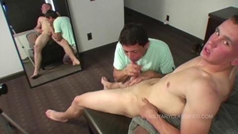 MC - Lance Oral stimulation