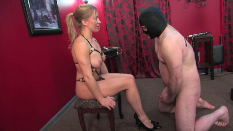 Mistress Jennifer - Hollywood Hayden - Domination HD