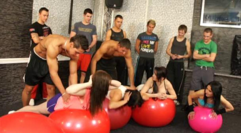 BiSex Party 18 - Bi-Orgie