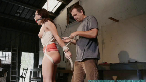 Roxanne Raes Tight Hogtie - Part 1 - HD 720p