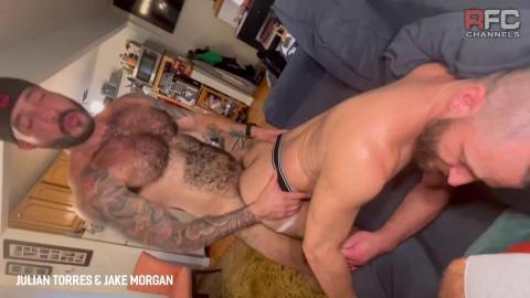 RawFuckClub Julian Breeds Jake Morgan Part 2