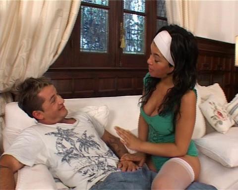Tranny spoils couple
