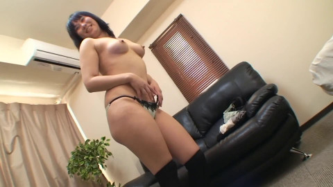 Yasuko Saito has her vagina satisfied in advance of everything