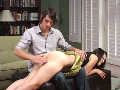 Sex Spanking With Kailee Seth
