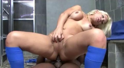 Interracial TGirl Sex Part 2 (2011)