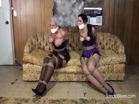 Double restraint bondage