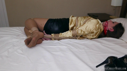 Captive Chrissy Marie - F To Struggle For Stress Relief
