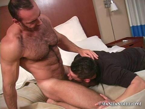 Manhandled - The Massage - Brad Kalvo & Ari Sylvio