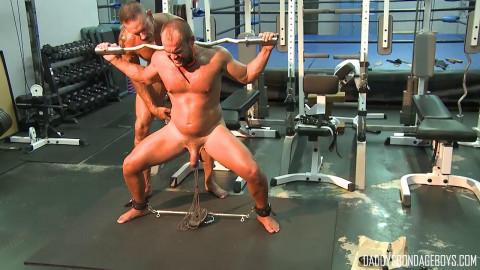 Gym Training Torment - Part 8