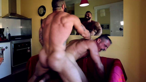 Ribald Dawgs Part TWO - Rogan Richards and Marc Ferrer