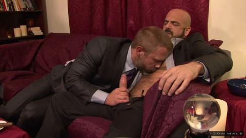 Straight Boy Seductions - Dirk Caber And Adam Russo