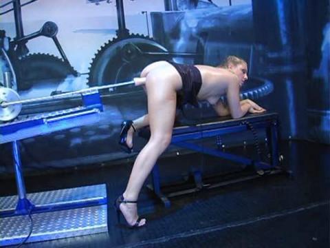 Machine Sex 11 (Inflagranti)