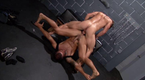 Rough anal for oversexed friends