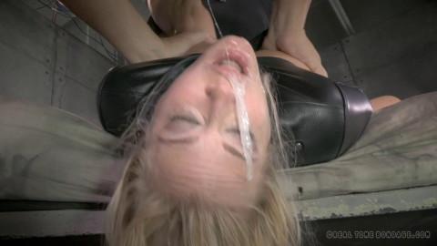 Realtimebondage - Oct 21, 2014- Sexy MILF Angel Allwood bound... - Angel Allwood